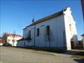 Image for Kostel Povýšení sv. Kríže - Cernovice, okres Pelhrimov, CZ