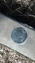 Image for US Geologic Survey Marker - Upper Brushy Creek Dam #12