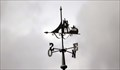 Image for craft roofer weathervane