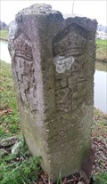 Image for Boundary pole at Castle Schonauwen (3 of 4) - Houten (NL)