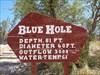 Blue Swimming Hole - Santa Rosa, New Mexico, USA