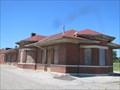 Image for Florence Atchison, Topeka, & Santa Fe Depot - Florence, Kansas