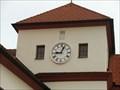 Image for Chateau Clock - Vysoky Hradek, Czech Republic