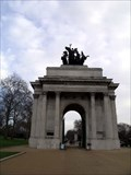 Image for Wellington Arch, London, UK