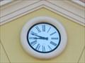 Image for Broadstone Marketplace Arch Clock - Folsom, CA
