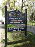Image for Brockville: City of the Thousand Islands (population 22,000)