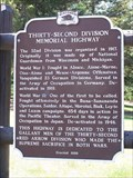 Image for Thirty-Second Division Memorial Highway