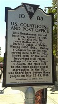 Image for 10-85 U.S. Courthouse and Post Office / Briggs V. Elliot
