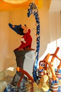 Image for Mickey Fantasia - LEGO Store, Disney Village, FR