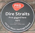 Image for Dire Straits - Farrer House, Creekside, Deptford, London, UK