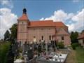 Image for kostel sv. Prokopa - Orlík nad Vltavou, okres Písek, CZ