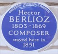 Image for Hector Berlioz - Queen Anne Street, London, UK