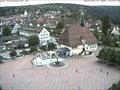 Image for Webcam Oberer Marktplatz Freudenstadt, BW