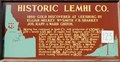 Image for #125 - Historic Lemhi Co.