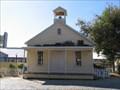 Image for Tourism - Old Sacramento Schoolhouse
