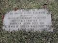 Image for Branson Cemetery Veteran Flagpole - Branson MO