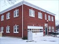 Image for Fire Hall Building - Springville, New York