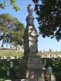 Image for GAR Civil War Memorial, Mountain View Cemetery - Oakland, CA