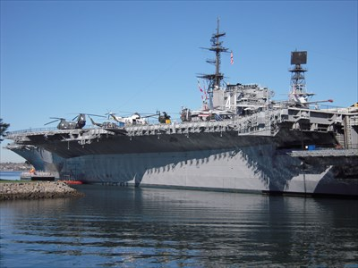 The USS Midway is big! ;-)