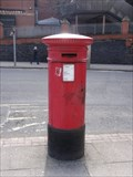 Image for Whitworth Street West Post Box – Manchester, UK