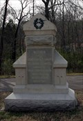 Image for 2nd Michigan Cavalry Regiment Monument - Chickamauga National Military Park