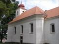 Image for Kostel Povýšení svatého Kríže, Dolní Belá, PS, CZ, EU