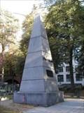 Image for Gravesite of Benjamin Franklin's Parents
