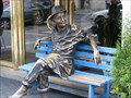 Image for Man on the Bench, Prague