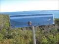 Image for Maitland Bay Orientation Table, Maitland Bay Australia