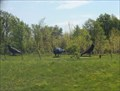 Image for Big Crow Statues - Interstate 81,  Fishers Landing, New York