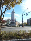 Image for Soldiers and Sailors Monument - Batavia, NY