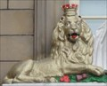 Image for Lion On Queen Victoria's Coat Of Arms - Bradford, UK