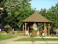 Image for Brown Square Gazebo - Big Lake, Minn.