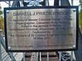 Image for Afghanistan-Iraq War Memorial Bridge - Darrel J. Priede - Grand Forks, British Columbia