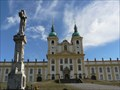 Image for Basilica Minor Svatý Kopecek – (Svatý Kopecek, Czech republic))