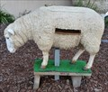 Image for Sheep Mailbox at Big Merino, Goulburn