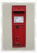 Image for Victorian Post Box - Alfred Square, Deal, Kent, UK