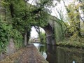 Image for Stone Railway Bridge 12A On The Peak Forest Canal - Woodley, UK