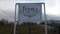 Image for Trimble Cemetery - Orange County, IN