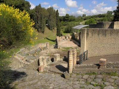 Pompeii Ghost Town - Campania, Italy