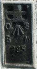 Image for Flush Bracket 985 On Farnhill Bridge – Farnhill, UK