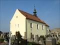 Image for kostel sv. archandela Michaela - Staré Mesto u Uherského Hradište, CZ
