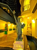 Image for Statue of Liberty—Gulliver's, Pattaya City, Thailand.
