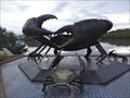 Image for Giant Crab—Krabi Town, Thailand.