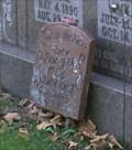 Image for John Predico Headstone - Stow, OH