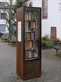 Image for Offener Bücherschrank Ginnheim (Kirchplatz) — Frankfurt am Main, Germany