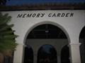 Image for MEMORY GARDEN
