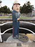 Image for Firefighters Bollard Memorial - Geelong, Australia