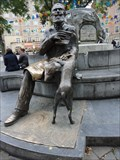 Image for Charles Buls and His Dog  -  Brussels, Belgium