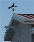 Image for Duck & Duckling weathervane - Livermore, CA